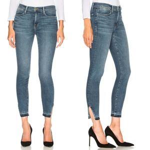 Frame Le High High-Rise Skinny Jeans in Revere 29